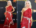 Dove Cameron In Vivienne Westwood - 'Descendants 2' LA Premiere