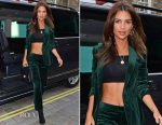 Emily Ratajkowski In FRAME - Chiltern Firehouse