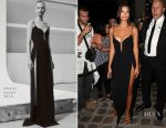 Emily Ratajkowski In Mugler - Vogue Paris Foundation Dinner