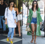 Emily Ratajkowski's New York City Summer Style