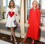 Front Row @ Schiaparelli Fall 2017 Couture