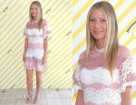 Gwyneth Paltrow In Burberry -  goop Hosts 'Despicable Me 3' Screening