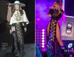 Jennifer Lopez In Fausto Puglisi -  Macy's 4th of July Fireworks Spectacular