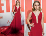 Kaitlyn Dever In Prada - 'Detroit' World Premiere