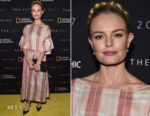 Kate Bosworth In Ulla Johnson - 2017 Summer TCA Tour : National Geographic Party