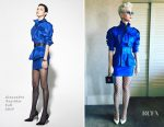 Katy Perry In  Alexandre Vauthier - 'Witness' Tour