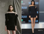 Kendall Jenner In Carmen March - 'Valerian And The City Of A Thousand Planets' LA Premiere