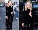 Kirsten Dunst In Christian Dior - Vogue Paris Foundation Dinner