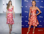 Kristen Bell In Michael Kors Collection – Disney's D23 EXPO 2017