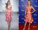 Kristen Bell In Michael Kors Collection – Disney's D23 EXPO 2017