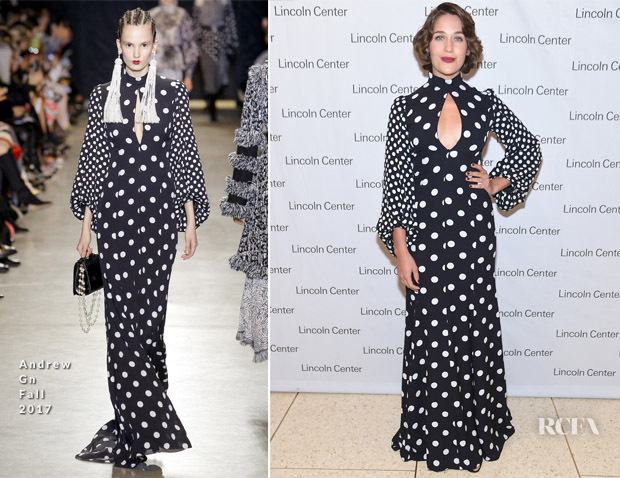 Lola Kirke In Andrew Gn - Lincoln Center's Mostly Mozart Opening Night Gala