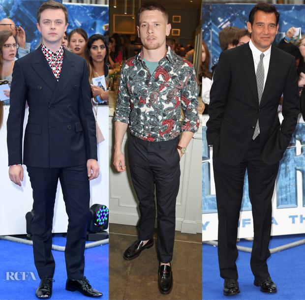 Menswear Red Carpet Roundup - Red Carpet Fashion Awards
