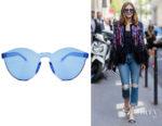 Olivia Palermo's Rumba Spring Sunglasses