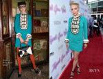 Pom Klementieff In Gucci - 'Ingrid Goes West' LA Premiere