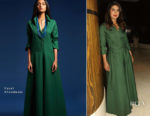 Priyanka Chopra In Payal Khandwala - 'Kaay Re Rascalaa' Press Conference