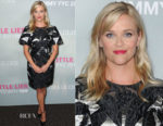 Reese Witherspoon In Oscar de la Renta - HBO 'Big Little Lies' FYC