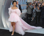 Rihanna In Giambattista Valli Couture – 'Valerian And The City Of A Thousand Planets' LA Premiere