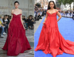 Rihanna In Giambattista Valli Couture - 'Valerian and The City of a Thousand Planets' London Premiere