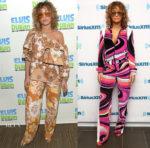 Rita Ora In Chloe & Emilio Pucci  - Elvis Duran Z100 Morning Show & SiriusXM