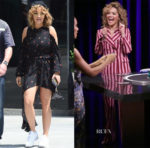 Rita Ora In Magda Butrym & ALEXACHUNG - Out In New York & The Tonight Show Starring Jimmy Fallon
