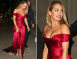 Rita Ora In Vivienne Westwood Couture - Cartier London Event