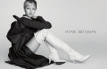Gigi Hadid Is Transformed in Stuart Weitzman's Fall/Winter 2017 Advertising Campaign