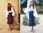 Saks Fifth Avenue & Vogue Kick Off the Summer with Keri Russell