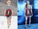 Sophie Turner In Louis Vuitton - 'Game Of Thrones' Season 7 Premiere