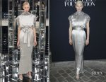 Tilda Swinton In Chanel Couture - Vogue Paris Foundation Dinner