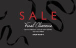 Don't miss Net-A-Porter.com's Final Clearance with an extra 20% off sale items