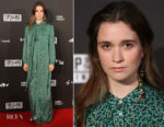 Alice Englert In Acne Studios - 'Top of the Lake: China Girl' Sydney Premiere