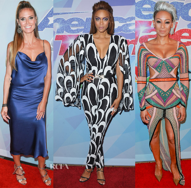 Tyra Banks Awards: Red Carpet Fashion Awards