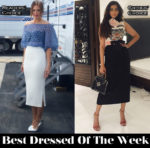 Best Dressed Of The Week - Mandy Moore in Vika Gazinskaya & Sonam Kapoor in Gucci