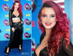 Bella Thorne In Jovani Signature - 2017 Teen Choice Awards
