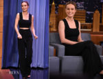 Brie Larson In A.L.C. - The Tonight Show Starring Jimmy Fallon