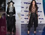 Demi Lovato In Zuhair Murad Couture - 2017 MTV VMAs