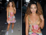 Ella Eyre In Clio Peppiatt -  'Blow Up Your Ego' Single Launch Party