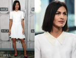 Elodie Yung In Christian Dior - Build Studios