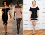 Emma Roberts In Alice McCall - Domino X American Express Platinum Party