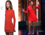 Eva Longoria In Clarité - Late Night with Seth Meyers