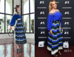 Faith Evans In Fendi - 'Biggie: The Life Of Notorious B.I.G' Screening