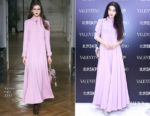 Fan Bingbing In Valentino -  Valentino's 'I Love Spike' Beijing Exhibition