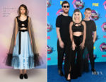 Grace Chatto In Christopher Bu - 2017 Teen Choice Awards