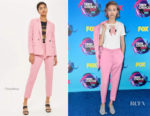 Grace VanderWaal In Topshop - 2017 Teen Choice Awards