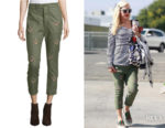 Gwen Stefani's The Great The Slouch Army Pants