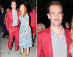 James Van Der Beek In Strong Suit - Watch What Happens Live!