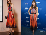 Jessica Biel In Elie Saab - 'The Sinner' Series Premiere Screening