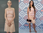 Jordana Brewster In J. Mendel - FOX 2017 Summer TCA Tour