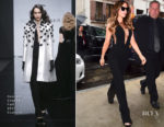 Kate Beckinsale dons three looks in one day promoting 'The Only Living Boy In New York'
