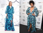 Kiersey Clemons In Emanuel Ungaro - 'The Only Living Boy In New York' New York Premiere